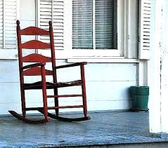 chair cushions amazon porch rocking chair front porch rocking