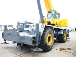 grove rt9130e crane for sale in st augustine florida on