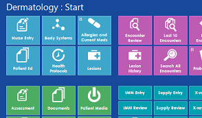 ehr system for dermatology electronic health record software