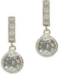 judith ripka earrings new shopping special judith ripka sterling diamonique earrings