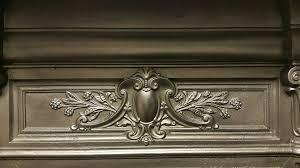 cast iron fireplace robinson blast cleaning
