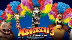 madagascar 3 europe u0027s wanted video dailymotion