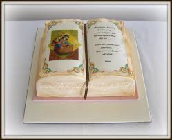 open book wedding cake 11 inch by 8 inch rum u0026 raisin mudc u2026 flickr