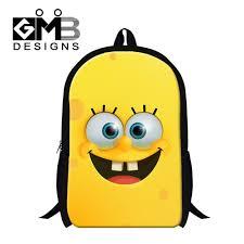spongebob book bags promotion shop for promotional spongebob book