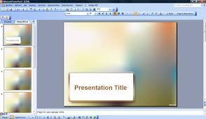 nice powerpoint templates
