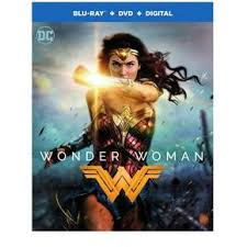 wonder woman blu ray dvd digital target
