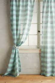 Cny Home Decoration Averill Striped Curtain Anthropologie