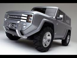 concept bronco mad 4 wheels 2004 ford bronco concept best quality free high