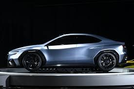 subaru concept cars 2019 subaru wrx redesign info release date
