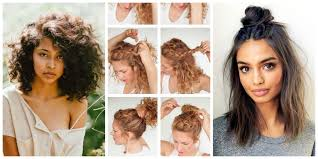 non hairstyles no heat hairstyles that are superpopular on pinterest allure