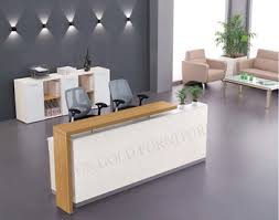 Reception Counter Design Images