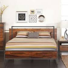 Wood And Metal Bed Frame Cheap Metal Beds Metal Bed Frame