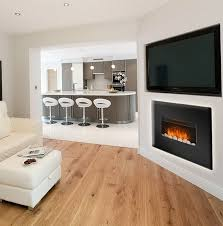 Electric Fireplace Tv by Wall Mount Electric Fireplace And Tv Home Design Ideas Electric