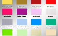 brighten office mood with bright colors decorating images room
