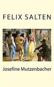 josefine mutzenbacher josefine mutzenbacher felix salten kirja 9781548391874