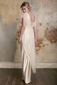 Grecian Wedding Dresses Esme Grecian Wedding Dress Goddess Style Dress Sally Lacock