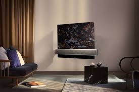 bang and olufsen home theater bang u0026 olufsen and lg team up for luxurious new beovision eclipse