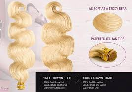 Hair Extension Tips by Cheap I Tip Extensions Airyhair Remy Hair Extensions