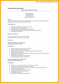 resume summary of qualifications for a cna exles of well written resumes resume professional summary