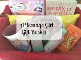 newcastle family life a teenage gift basket