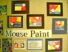 mouse paint color mixing paint colors paint and colors