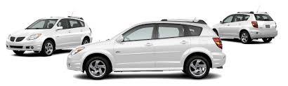 Pontiac Vibe Interior Dimensions 2007 Pontiac Vibe 4dr Wagon Research Groovecar