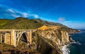 bixby creek bridge pacific coast highway california hd wallpaper