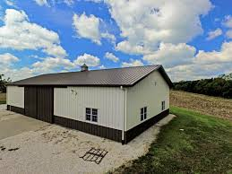 Smithville Barn Clay 76 Midwest Land Group