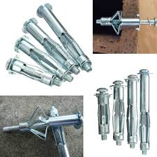 Hollow Wall Anchors Tv Mount M6 Expansion Bolt Heavy Duty Hollow Wall Anchors Plug Fixing