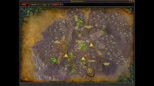 Wow Map Wow Ptr 7 3 Mac U0027aree Zone Opens Blizzplanet Warcraft