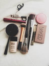 ask away everyday products and using them up makeup basics