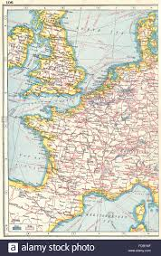 Map Western Europe by Western Europe Agricultural U0026 Industrial Products France Uk
