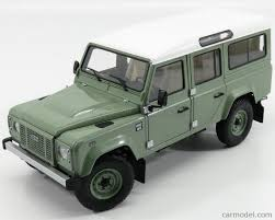 land rover 110 almost real alm810307 scale 1 18 land rover defender 110