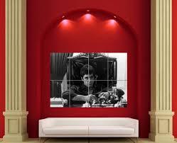 Scarface Home Decor Tony Montana Scarface Giant Poster Art Print X2762 Amazon Ca