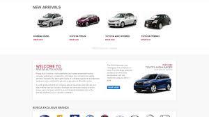 japanese car brands web designing web agency seo web development web design