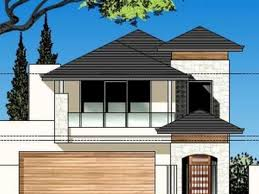 Block House Plans by Design Ideas 34 Home Decor 10m Wide Narrow Block Home Design