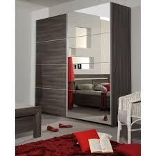 armoire de chambre pas cher armoire chambre miroir photos de conception de maison