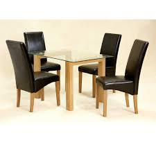 Dining Table 4 Chairs Set Interesting Compact Dining Table And Chairs And Small Dining Table