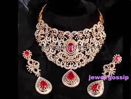 designer diamond sets ruby necklace jewelry designs ruby diamond necklace