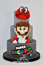 mario cakes mario bros cake by la torta perfetta cakesdecor