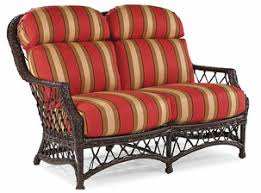 wicker furniture u0026 lloyd flanders replacement cushions