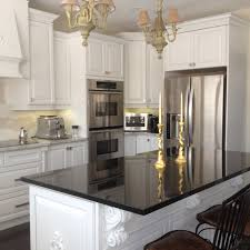 Kitchen Cabinet Refinishing Toronto Spray Painted Kitchen Cabinets Done In Sherwin Williams Kem Aqua