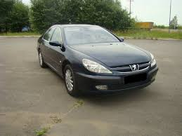 peugeot 607 used 2001 peugeot 607 photos 2200cc gasoline ff manual for sale