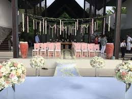 wedding flowers for october october 2016 wedding flowers phuket setups wedding flowers phuket