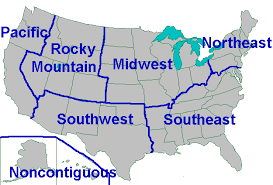 map us states regions united states map with state names the united states map with can