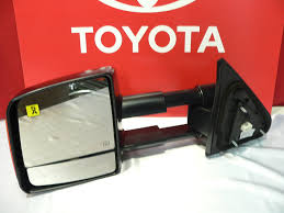 amazon com toyota tundra power towing mirror set automotive