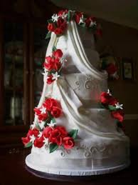 red and green wedding cakes tbrb info