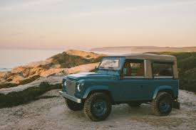 land rover vintage defender land rover defender heritage the listings agence collection