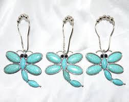 Roller Curtain Hooks Dragonfly Hooks Etsy