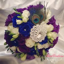 theme wedding bouquets peacock wedding bouquets atdisability